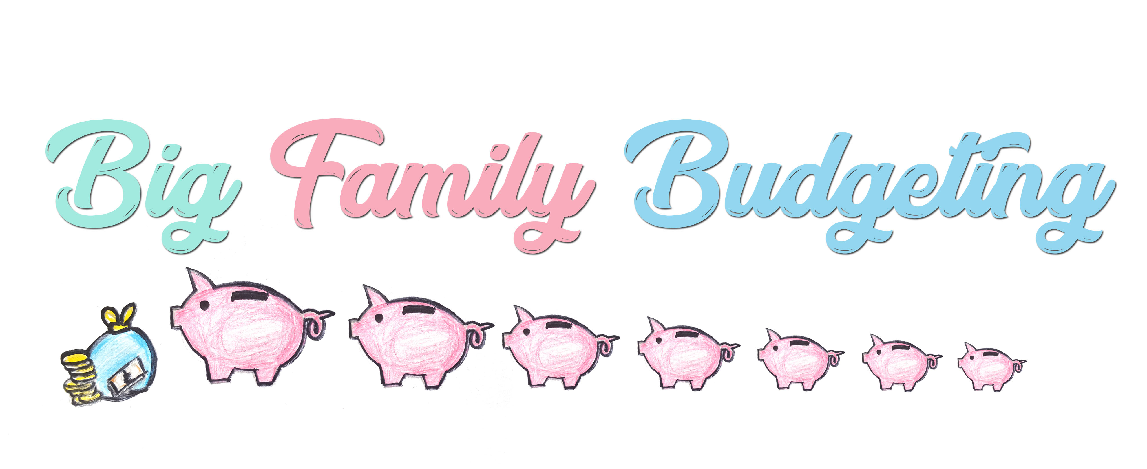Big Family Budgeting