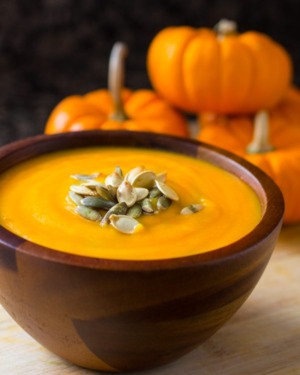 Cheap healthy meals for large families pumpkin soup