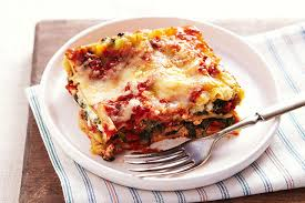 Cheap healthy meals for large families spinach lasagne