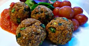 Cheap healthy meals for large families spinach meatballs