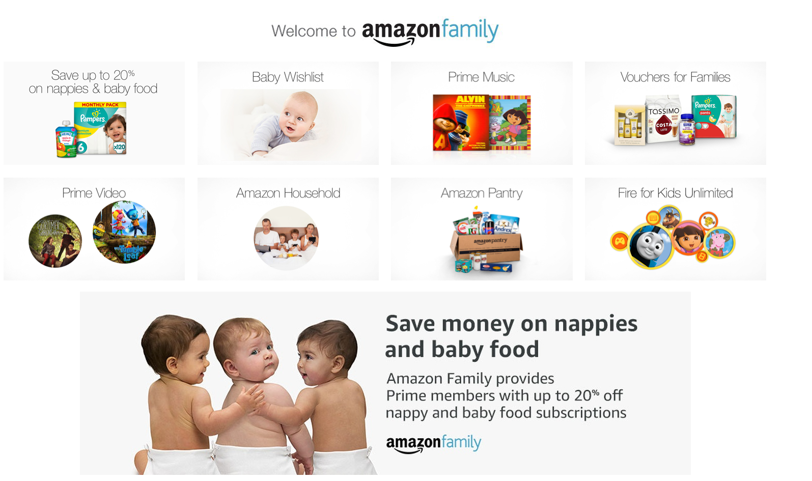 Amazon's Subscribe And Save Hacks including Amazon Family
